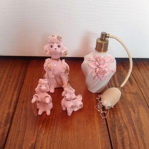Pretty In Pink Vintage Bundle